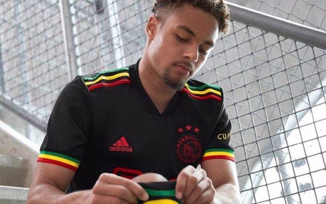 El Ajax homenajea a Bob Marley en su tercera equipación