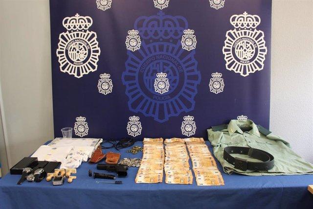 La Policía Nacional detiene a un hombre por varias estafas de más de 100.000 euros al que le constaban 11 reclamaciones judiciales