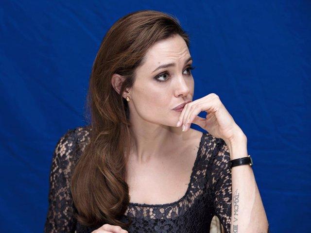 Archivo - Angelina Jolie
