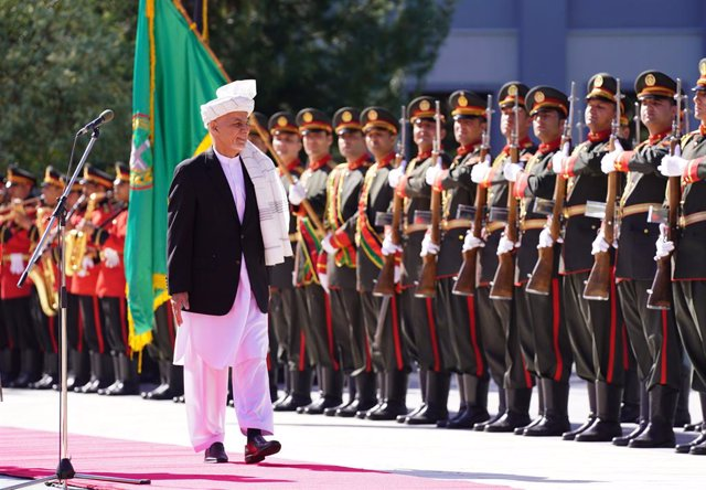 Ashraf Ghani, expresident de l'Afganistan