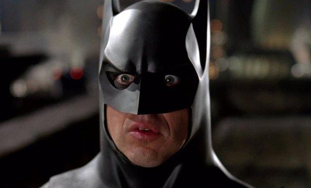 Michael Keaton en Batman Vuelve