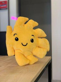 Cunchiña, la mascota virtual del Xacobeo