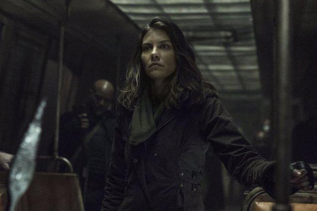 Archivo - ¿A Qué Hora Se Estrena El 11X01 De The Walking Dead En España Y América Latina?