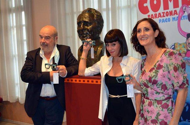 Archivo - El evento ha tenido lugar en el Teatro Bellas Artes.