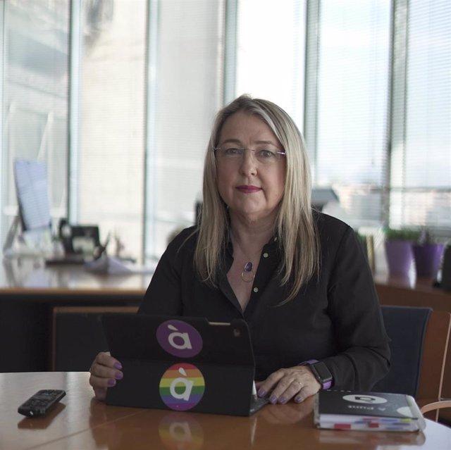Archivo - Mar Iglesias, nueva presidenta de FORTA a 9 de julio de 2021