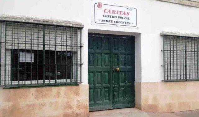 Archivo - Comedor Social de Cáritas en Algeciras