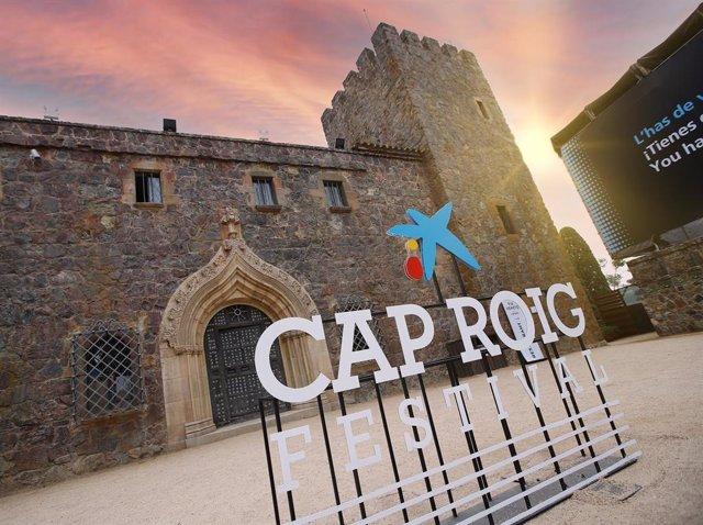 El Festival de Cap Roig (Girona).