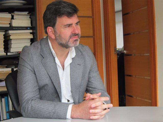 Archivo - Nicolás González Casares (PSOE)