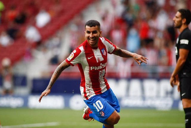 Ángel Correa, Atletico de Madrid