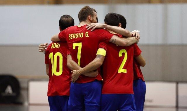 España, selección fútbol sala