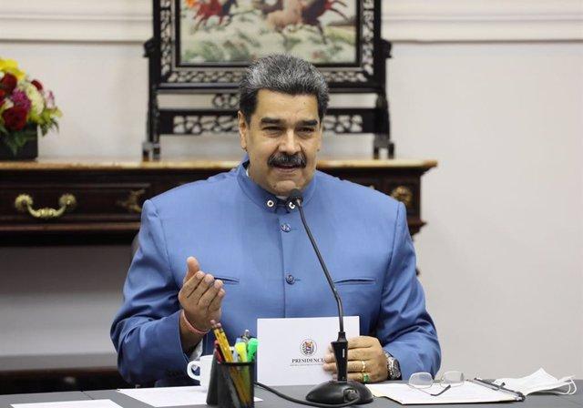El president de Veneçuela, Nicolás Maduro