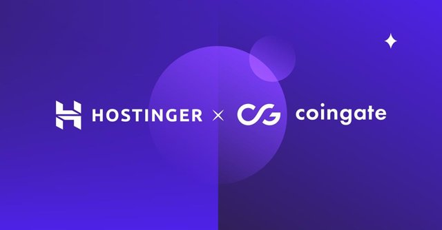 Hostinger, the well-known web hosting company, has entered into a partnership with CoinGate - one of the largest cryptocurrency payment services providers - and will start accepting cryptocurrency payments for their services. This is another step toward g