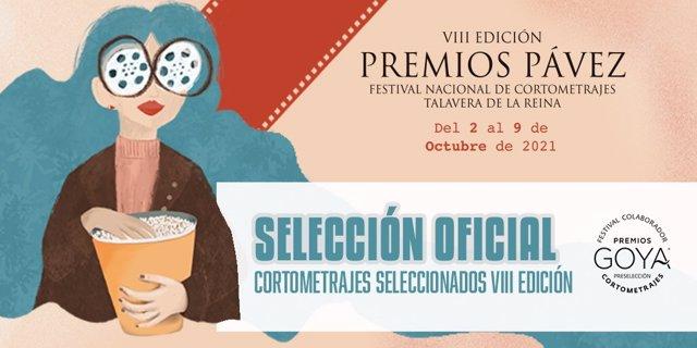 Cartel de la nueva edición de los Premios Pávez