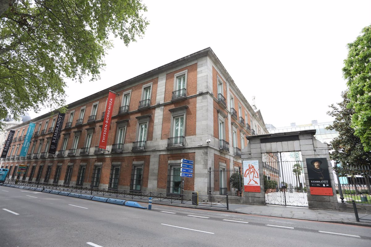 Culture secures a carpet for 7.5 million to be exhibited at the 'Walid Raad.  Cotton under my feet 'del Thyssen