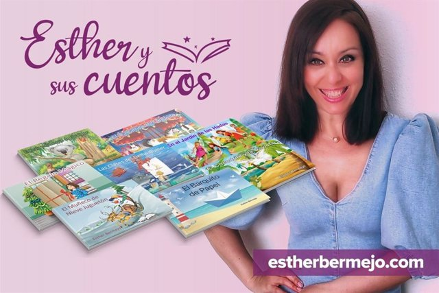 Esther y sus cuentos en Vallsur