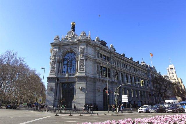Archivo - Arxivo - Façana del Banc d'Espanya