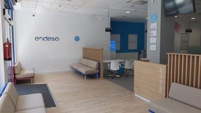 Endesa reobre la seva oficina comercial de Tarragona després de finalitzar les obres de millora
