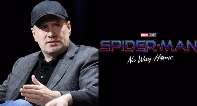 ¿Cómo ha reaccionado Kevin Feige a la filtración del tráiler de Spider-Man?