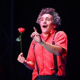 Imatge de l'espectacle 'Nits de circ', de la Circus Art Foundation.