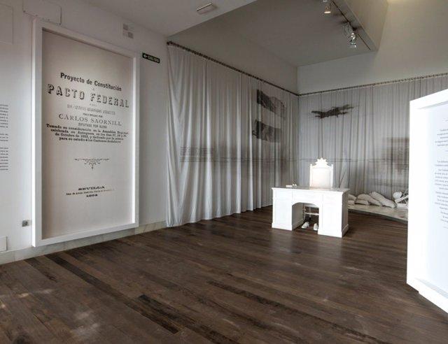 Archivo - Imagen del Museo de la Autonomía, que gestiona el Centro de Estudios Andaluces (Centra).