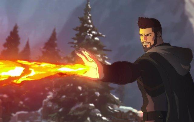 El timeline de The Witcher: La pesadilla del lobo, explicado: ¿Cuántos años pasan hasta la serie de Geralt de Rivia?