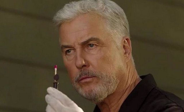 William Petersen, Grissom de CSI, hospitalizado de urgencia durante el rodaje