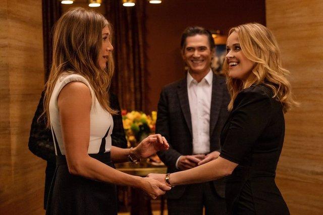 Tráiler de la temporada 2 de The Morning Show, la serie de Jennifer Aniston y Reese Witherspoon en AppleTV+