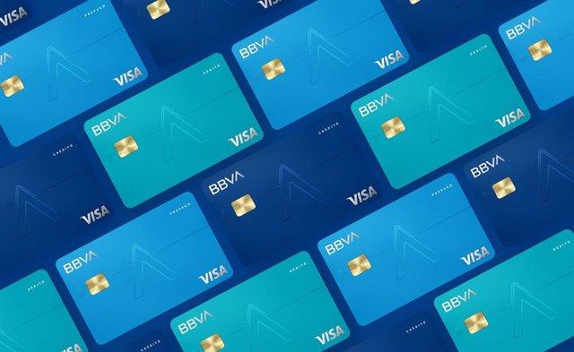 Archivo - BBVA emite más de 84.500 tarjetas Aqua en Andalucía en seis meses y medio