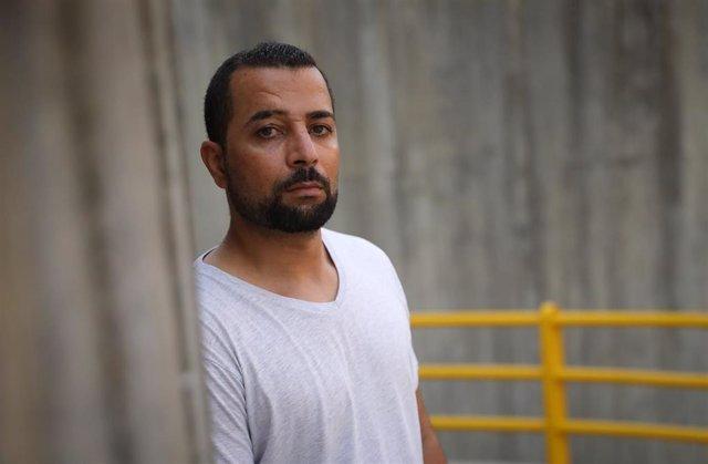 Karwan, afgano y residente en Sevilla desde hace siete años