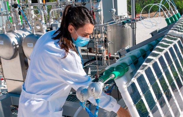 Proyecto de hidrógeno renovable de Repsol y Enagás