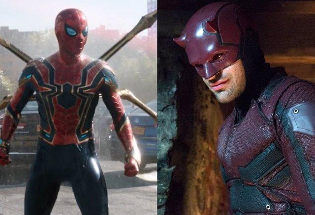 ¿Matt Murdock (Daredevil) En El Tráiler De Spiderman: No Way Home?