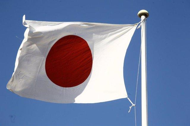 Archivo - Arxivo - Bandera del Japó.