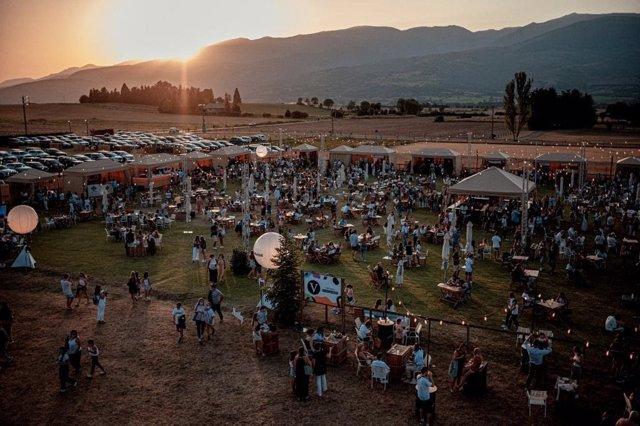 Fotografia de l'I Cerdanya Music Festival.