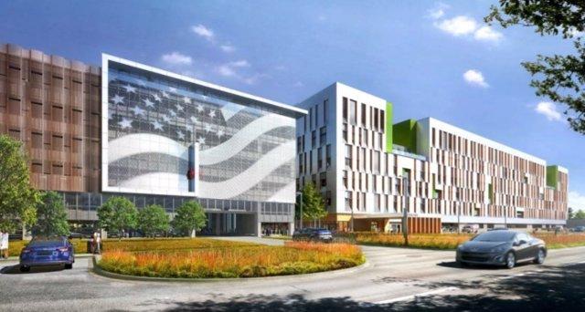 Centro médico que Turner (ACS) construirá en Estados Unidos
