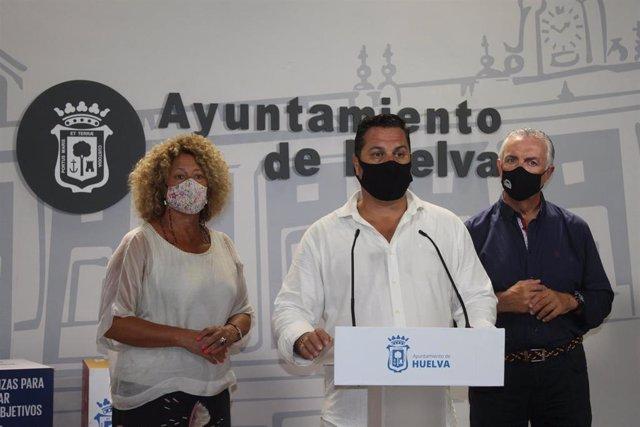 El portavoz del Grupo Municipal del PP, Jaime Pérez.
