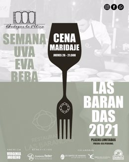 Cena benéfica Restaurante Las Barandas