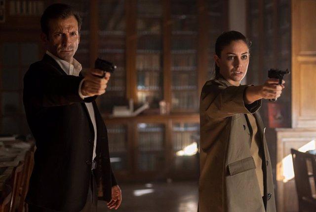 Fotos y tráiler de Jaguar, la serie en la que Blanca Suárez caza nazis que ya tiene fecha de estreno en Netflix