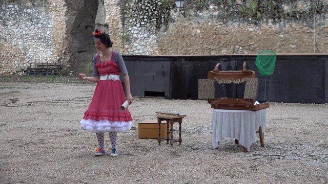 Actuación 'De Sueños y Soñanzas'.