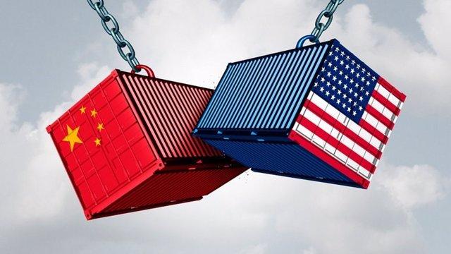 Archivo - China y Estados Unidos