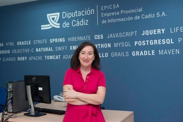 Archivo - Isabel Gallardo, responsable de Epicsa
