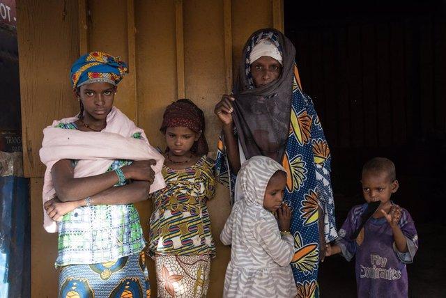 Desplazados fulanis