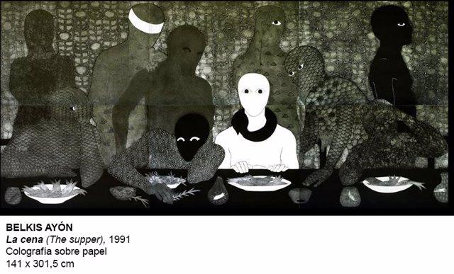Archivo - La grabadora Belkis Ayón, en colaboración con Belkis Ayón State, analizará la producción de la Ayón integrándola en el amplio contexto artístico y sociocultural de la Cuba de los años noventa, abordando temas como la censura y la violencia.