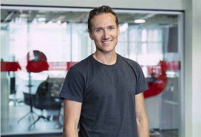 Archivo - Niklas Östberg, cofundador y CEO de Delivery Hero