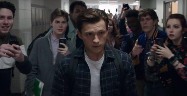 Spider-Man: No Way Home aplasta el récord de Vengadores: Endgame y Tom Holland enloquece