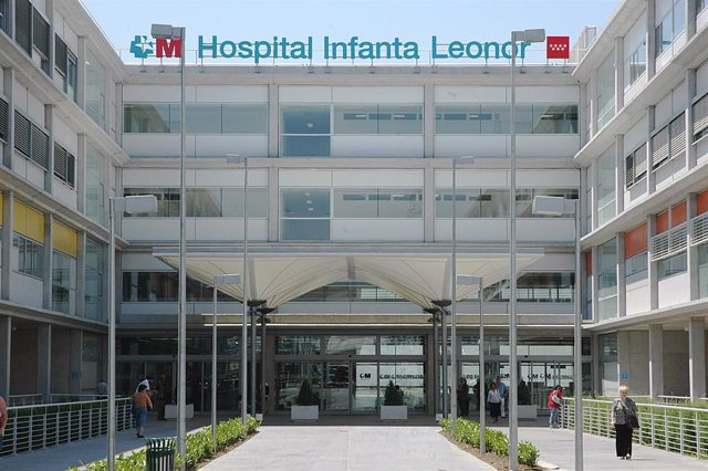 Archivo - Hospital Universitario Infanta Leonor (Vallecas)
