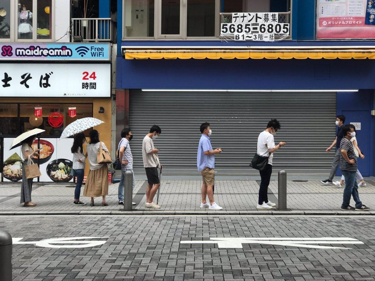Japón no registra problemas vinculados a las vacunas de los lotes  contaminados de Moderna
