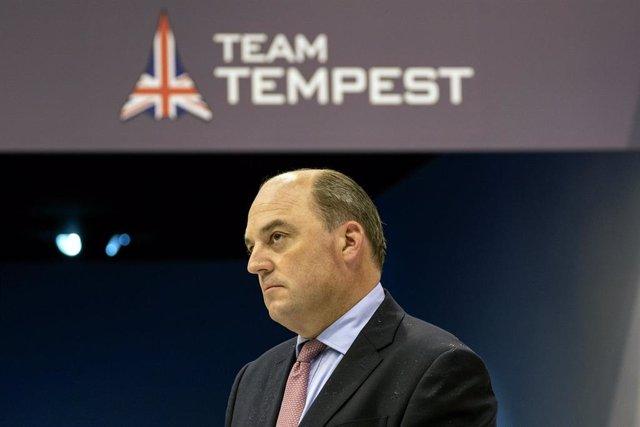El ministro de Defensa de Reino Unido, Ben Wallace