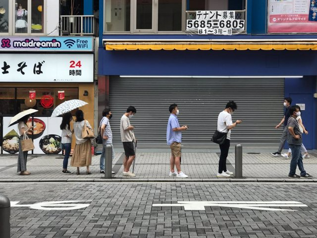 Coronavirus al Japó
