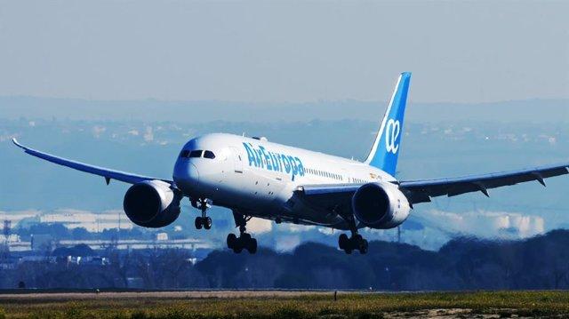 Archivo - Air Europa