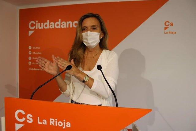 Belinda León, diputada regional de Cs